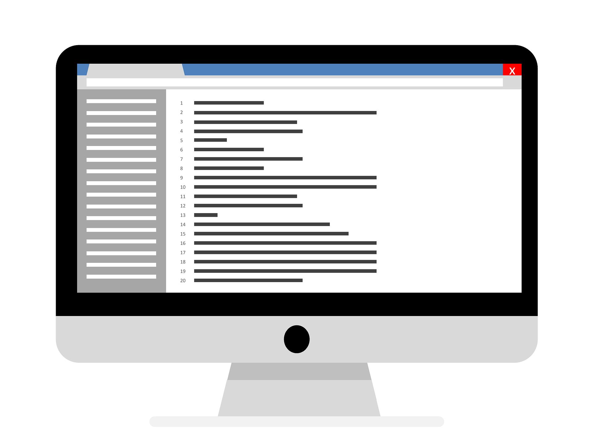 [備忘録] htmlにおけるベージ内ジャンプの方法