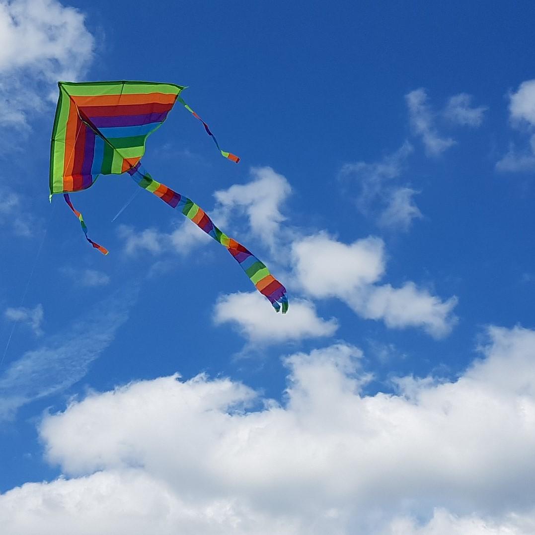 凧揚げのコツ ~簡単にできる凧揚げのやり方~
