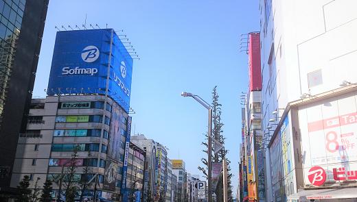 【観光 買い物】おすすめの秋葉原電気街の歩き方マップ