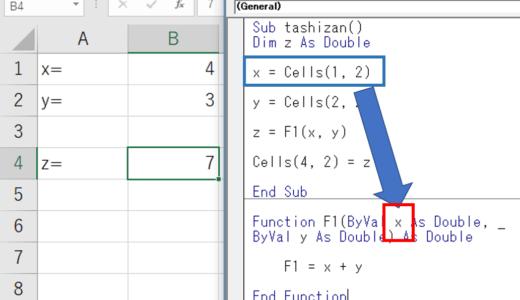【Excel マクロ VBA】Functionプロシージャの使い方を学んで関数を定義する