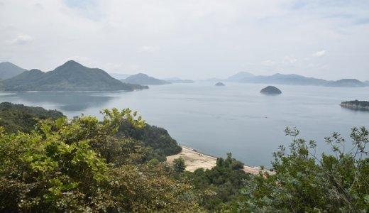 大久野島(ウサギ島)のウォーキング&ハイキングコース紹介